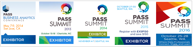 PASS Summit Exhibior!